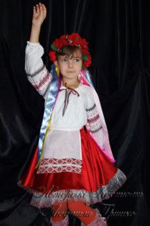 народный костюм украинки фото 544