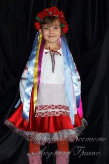 костюм украинки фото 7541