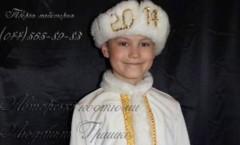 Костюм Новый Год и другие авторские карнавальные костюмы дизайнера Людмилы Гришко напрокат в Киеве (044) 565=89-83