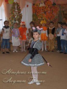 детский костюм мышки фото в детском саду
