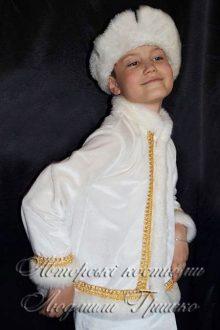 костюм новый год - детский, фото