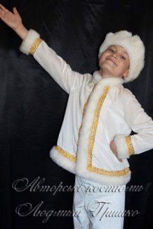 детский карнавальный костюм новый год фото