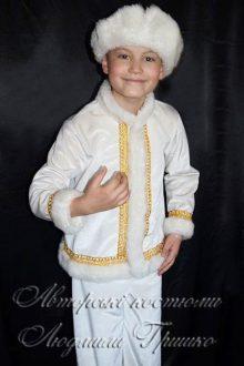 фото костюм нового года для мальчика