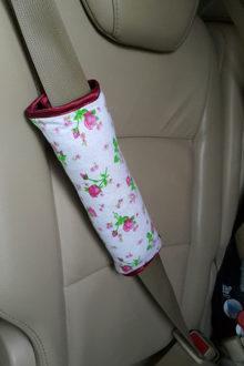 подушка на ремень безопасности фото в машине 5