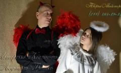 костюмы ангела и демона фото взрослых костюмов
