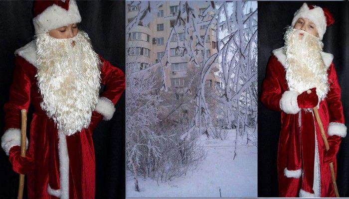 костюм грудня на новый год фото
