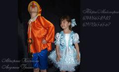 буратино и мальвина карнавальные костюмы фото с ключиком
