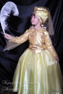 костюм феи карнавальный фото с пером