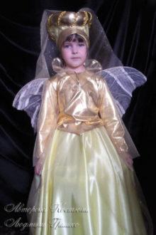 костюм феи детский фото с крыльями