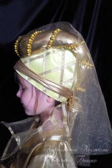 костюм феи фото головной убор