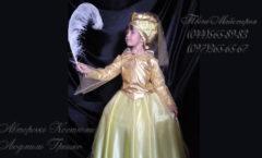 костюм феи для девочки фото с пером