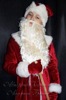 костюм грудня фото костюма с бородой