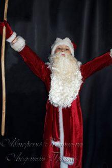 костюм грудня детский карнавальный фото