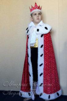 костюм короля в мантии фото 25