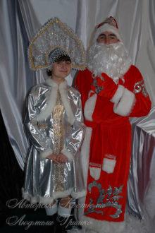 костюм деда мороза фото аппликация на рукавицах