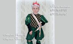 костюм короля для мальчика фото