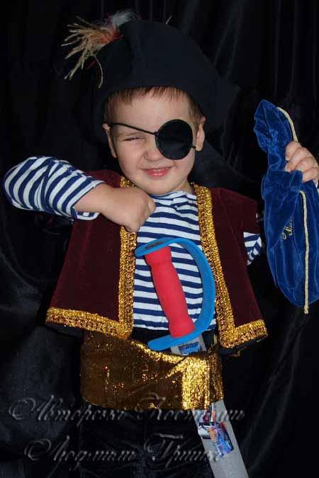 Костюм Разбойника Пирата - Карнавальные Костюмы на Прокат Киев - photo#10