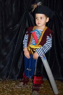 детский костюм разбойника пирата фото