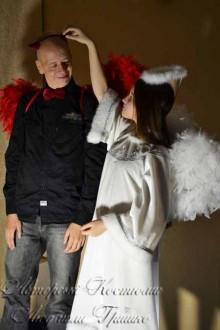 авторские костюмы ангела и демона фото