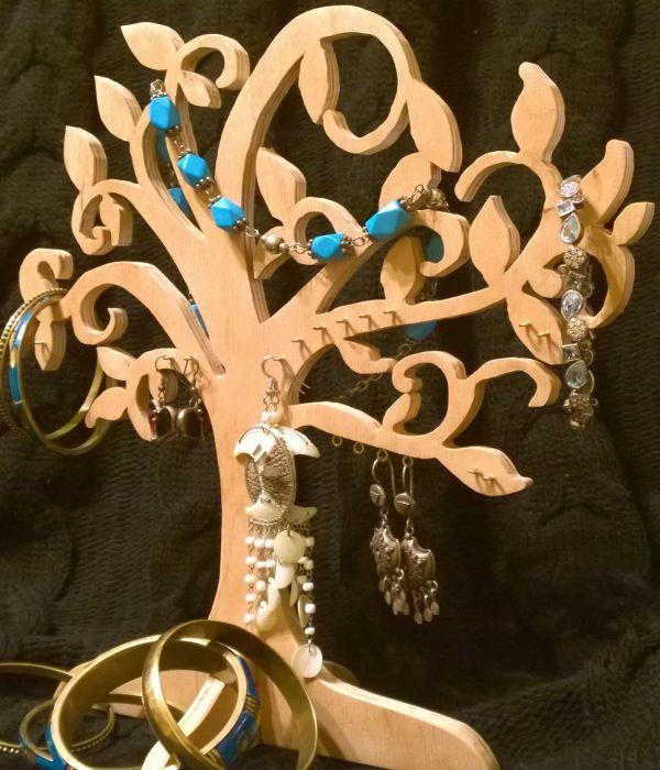 Дерево под украшения своими руками
