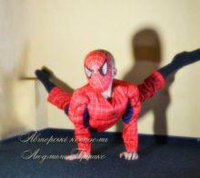 карнавальный костюм спайдермена фото