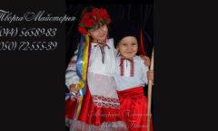 украинские народные костюмы фото