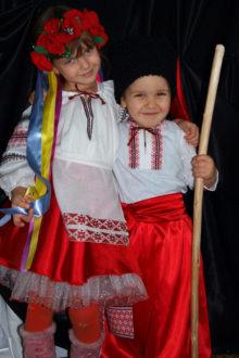 костюмы украинские детские фото
