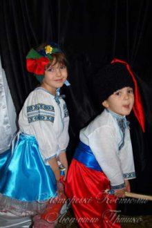 украинские народные костюмы детские фото