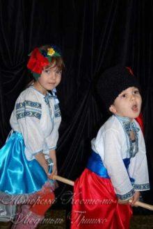 фото украинских народных костюмов для детей