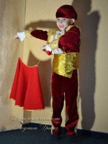 костюм тореадора карнавальный фото