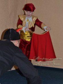 костюм тореадора карнавальный для мальчика