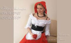 костюм красной шапочки взрослый фото