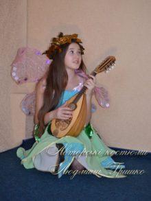костюм феи винкс с крыльями фото
