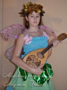 карнавальный костюм феи винкс фото