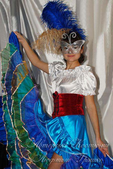 Карнавальные костюмы канкан