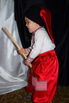 украинский костюм фото вид сбоку