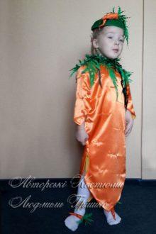 фото костюма морковки на новый год