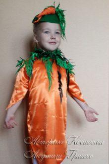 фото костюма морковки