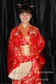 кимоно фото авторского костюма