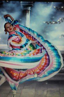 фото эскиза к мексиканскому женскому костюму