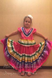 мексиканский костюм фото новогоднего костюма