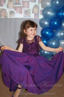 нарядное платье фото выпускного наряда для девочки