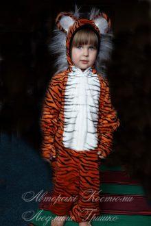 костюм тигренка для мальчика фото