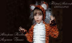 костюм тигренка фото