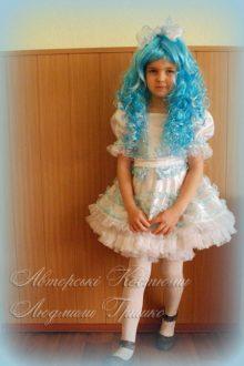 детский костюм Мальвины фото