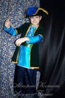 карнавальный детский костюм пирата фото