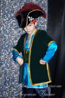 детский костюм пирата фото