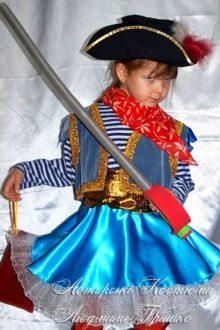 детский костюм пиратки фото