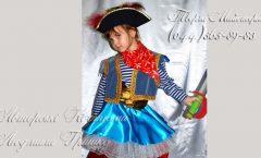 костюм пиратки детский фото