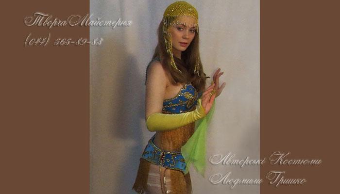 восточный женский костюм фото